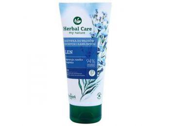 Farmona Herbal Care Flax Seed regeneráló kondicionáló száraz és törékeny hajra, 200 ml