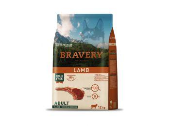 Bravery Adult Lamb bárányos kutyatáp 12 kg