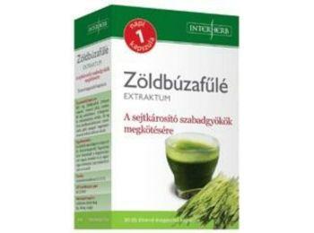 Zöldbúzafűlé kapszula -Interherb-