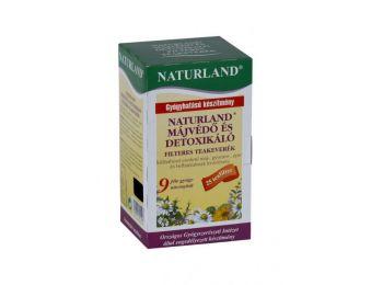 Májvédő és detoxikáló tea