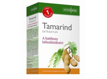 Tamarind extraktum kapszula
