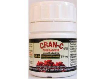 CRAN-C  Tőzegáfonya-kivonat-Pharmaforte-