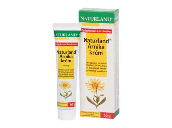 Árnika krém 60 g-Naturland-