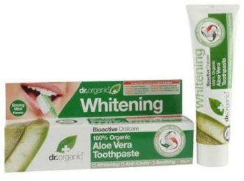 Bio Aloe Vera fogkrém-Dr.Organic-