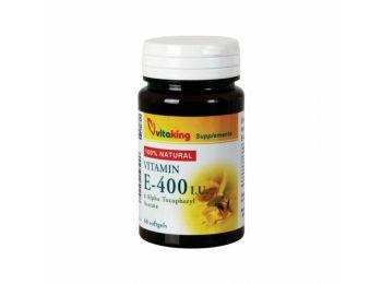 E-vitamin 400NE természetes -Vitaking-