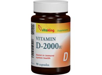 D3-vitamin 2000 NE -Vitaking-