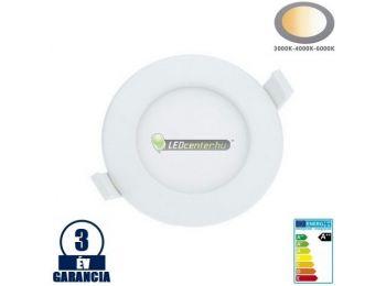 INTI IP44 9W LED fürdőszobai mennyezeti lámpa változtath