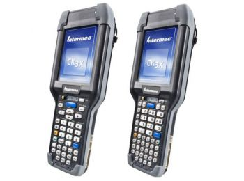 Intermec Mobil Adatgyűjtő CK3R Bluethooth + Wi-fi (802.11/b/g/n)
