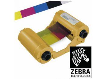 Zebra ZXP3 YMCKO festékszalag
