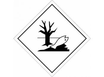 Bárca címke.Környezetre veszélyes (azonosító: TAC 7)