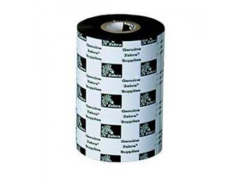 Zebra 2100 High Performance Wax festékszalag 106mm x 450m -