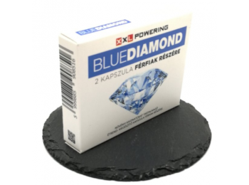 BLUE DIAMOND BY XXL POWERING - 2 DB