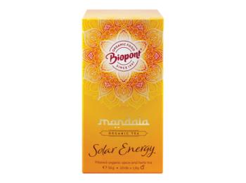 MANDALA BIO FILTERES TEA SOLAR ENERGY 20 FILTER