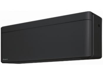 Daikin STYLISH 3,4 kW matt fekete inverteres oldalfali belt�