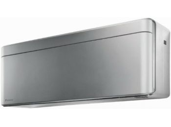 Daikin STYLISH 3,4 kW teli ezüst inverteres oldalfali belt�