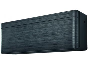 Daikin STYLISH 2,5 kW teli fekete inverteres oldalfali belt�