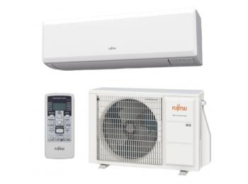 Fujitsu ECO oldalfali split 3,4 kW szett ASYG12KPCA / AOYG12KPCA