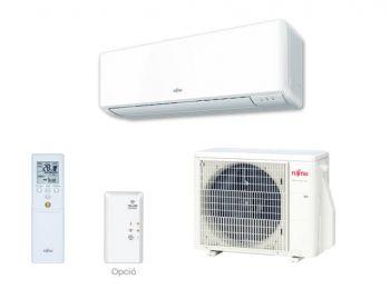 Fujitsu Standard 3,5 kW ASYG12KMCC  / AOYG12KMCC  +3m szerel