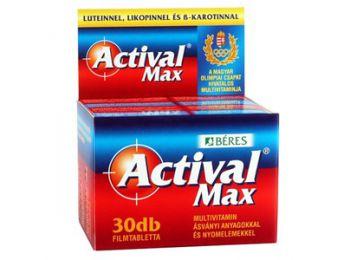 Béres Actival Max multivitamin 30db