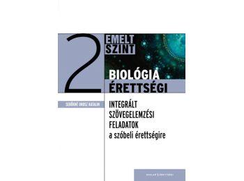Biológiaérettségi 2 – Integrált szövegelemzési felad