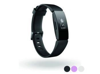 Pulzusmérő Fitbit Inspire HR OLED Bluetooth 4.0 Fehér