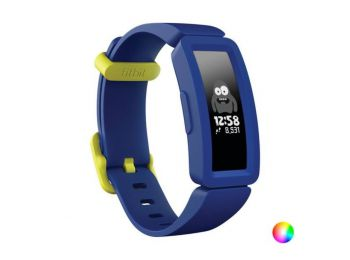 Pulzusmérő Fitbit Ace 2 OLED Bluetooth 4.0 Kék
