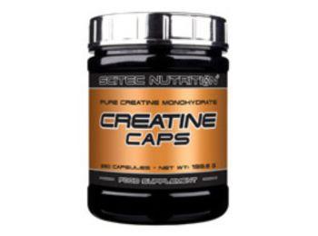 Creatine 250 kapsz. Scitec Nutrition