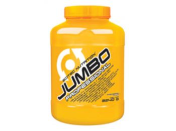 Jumbo Professional 3240g málna Scitec Nutrition
