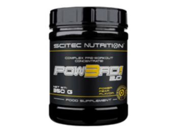 Pow3rd! 2.0 350g körte Scitec Nutrition