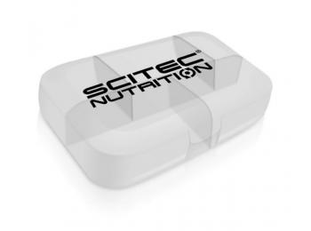 Scitec Pill Box áttetsző kapszulatartó Scitec Nutrition