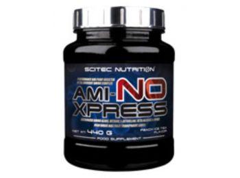 Ami-No Xpress 440g őszibarack-jeges tea Scitec Nutrition