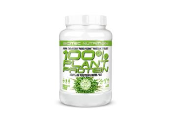 Green Series 100% Plant Protein 900g csoki-praliné Scitec N