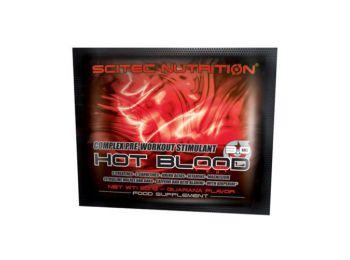 Hot Blood 3.0 BOX 1 tasak 20g narancs Scitec Nutrition