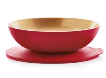 Allegra tál 5 L piros/arany Tupperware