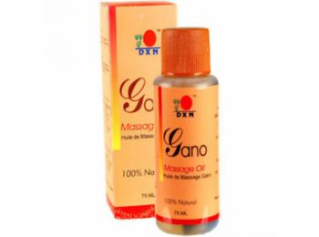 DXN Gano Massage Oil 75ml