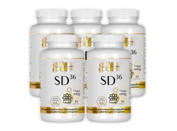 StarDiets SD36 étrendkiegészítő 5x60 kapsz.