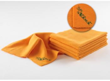 Portörlő kendő 28×39 narancssárga Vixi
