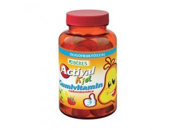 Béres actival kid gumivitamin tabletta 50db
