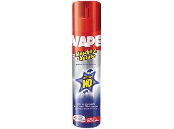 Légy- és szúnyogirtó spray, 400 ml, VAPE (KHH216)