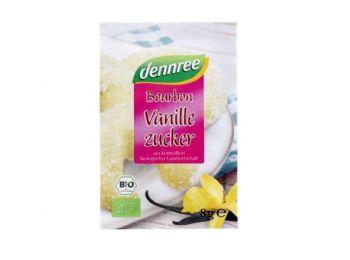 Dennree bio bourbon-vaníliás cukor 3db