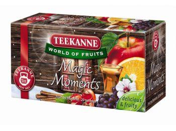 Gyümölcstea, 20x2,5 g, TEEKANNE Magic moments (KHK323)
