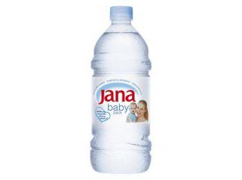 Ásványvíz, szénsavasmentes,  JANA, 1 l, Baby Pack (KHI289)