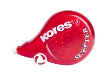 Hibajavító roller, 4,2 mm x 8 m, KORES Scoo
