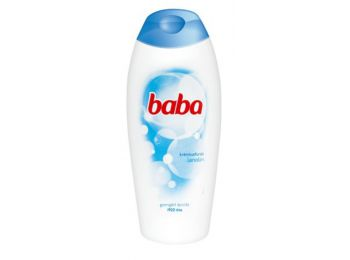 Tusfürdő, 400 ml, BABA, lanolinos (KHSZ01)