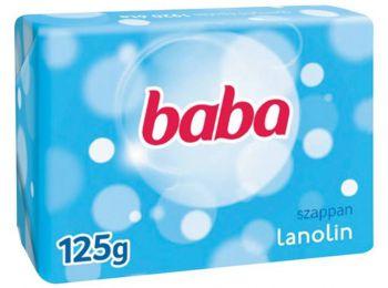 Krémszappan, 125 g, BABA, lanolinos (KHH312)