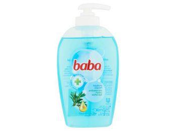 Folyékony szappan, 0,25 l, BABA, teafaolajjal (KHH636)