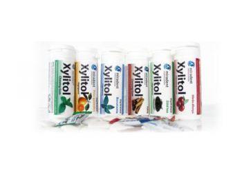 Zöld tea rágógumi 30 db - Xylitol
