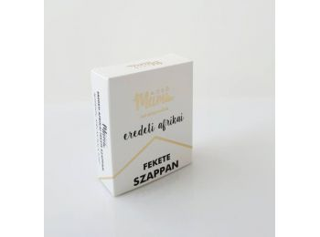 Afrikai fekete szappan 90-100 g