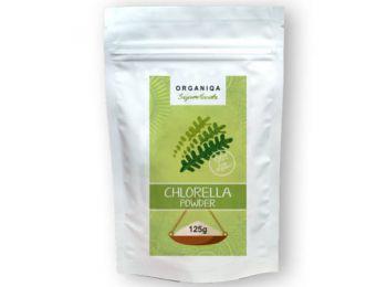 Chlorella por bio 125 g - Organiqa