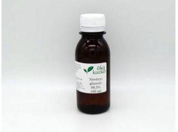 Növényi glicerin 99,5% 100 ml - Ökokuckó